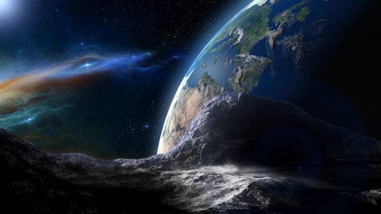 ¡Inquietante! Tres asteroides pasaron cerca de la Tierra sin ser detectados